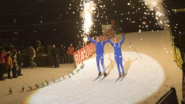 Россияне стали третьими в «Рождественской гонке»