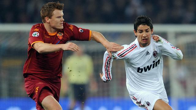 Le pagelle di Roma-Milan - Serie A 2008-2009 - Calcio ...
