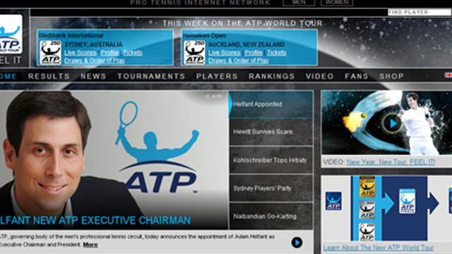 Adieu ATP Race, bonjour M.Helfant