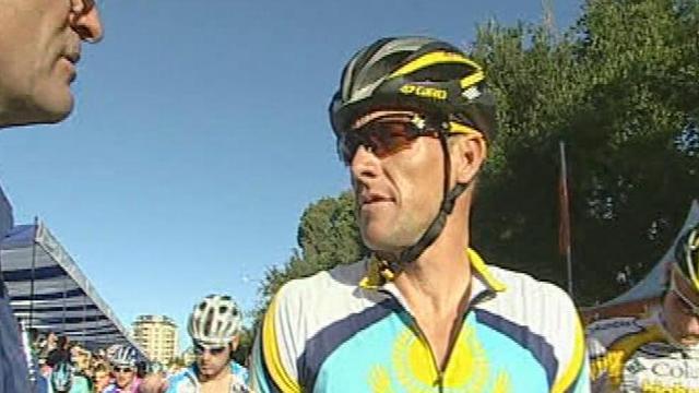 Le retour d'Armstrong