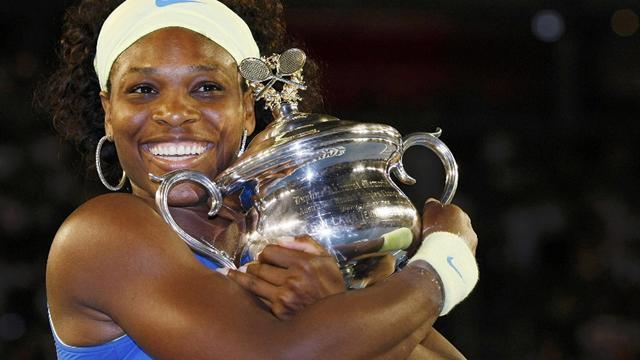Serena sans rivale