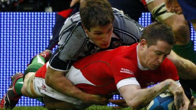 Galles: Avec Williams et Henson