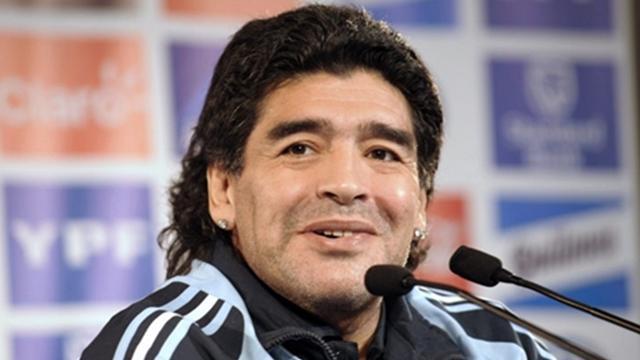 Maradona veut revenir à la tête de la sélection argentine