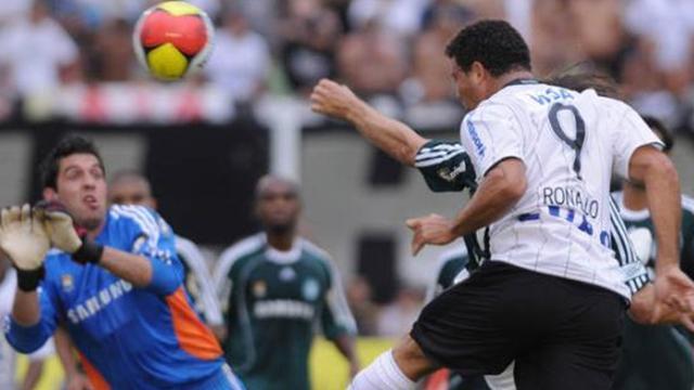 Роналдо вернулся и забил