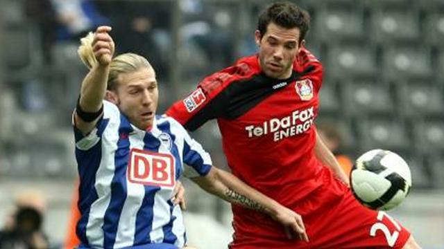 Le Hertha garde ses distances