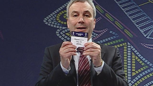 Video eurosport - Tirage au sort coupe uefa ...