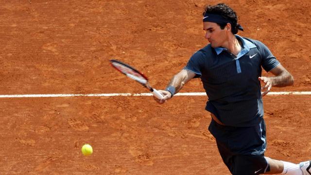Federer n'y arrive plus
