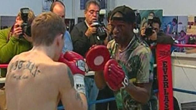 Boxe, Pacquiao sfida Hatton