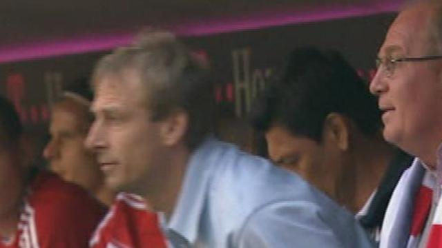 Il Bayern esonera Klinsmann