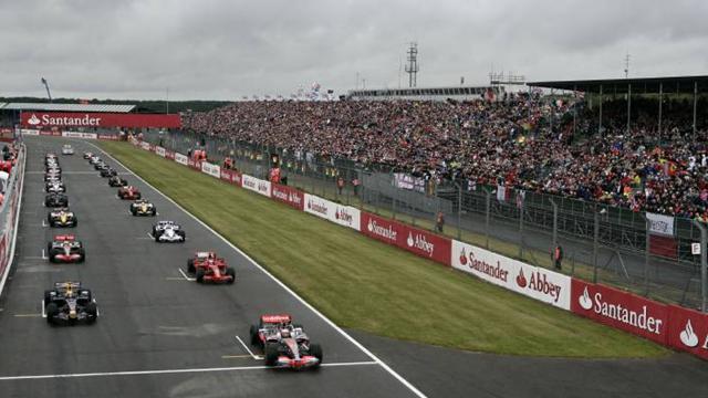 CVC sells more stake in Formula 1