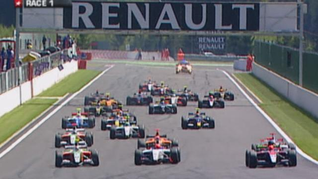 World Series Renault - race 1