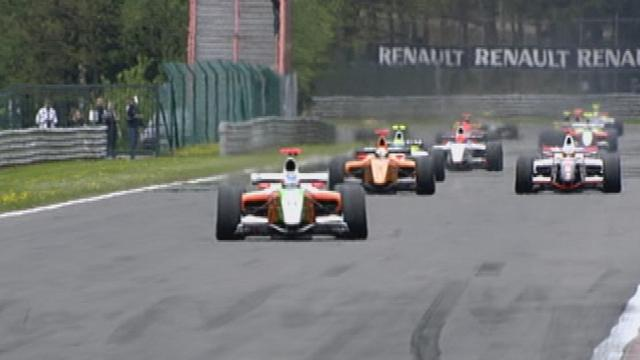 World Series Renault - race 2