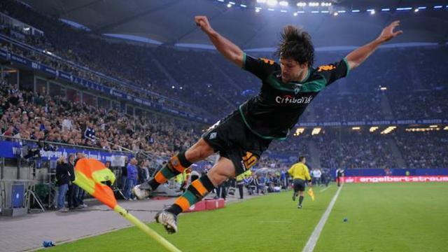 Le Werder renversant