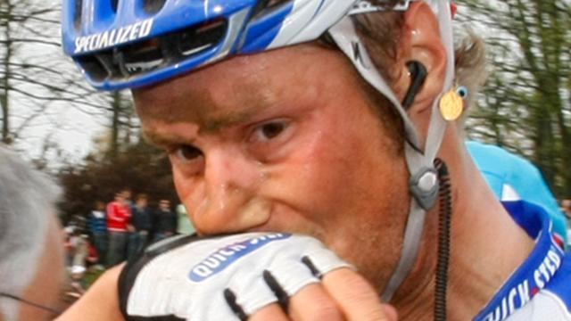 Quick Step suspend Boonen