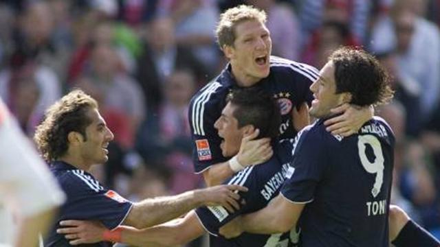 Belle opération du Bayern