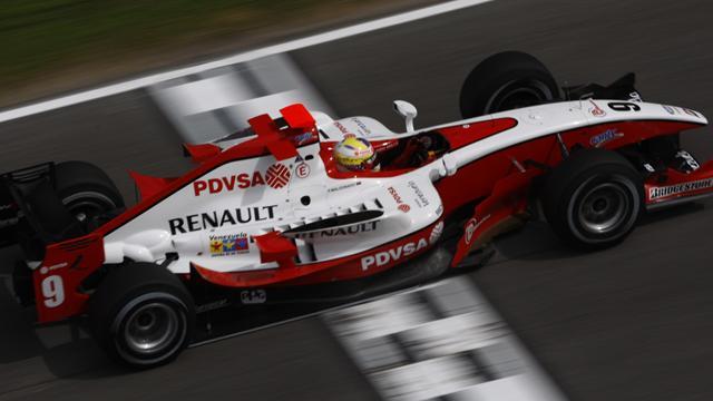 Victoria de Maldonado en la segunda carrera
