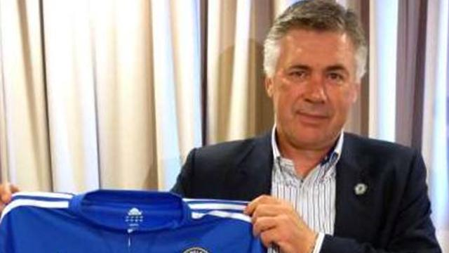 Ancelotti è del Chelsea, ora è ufficiale