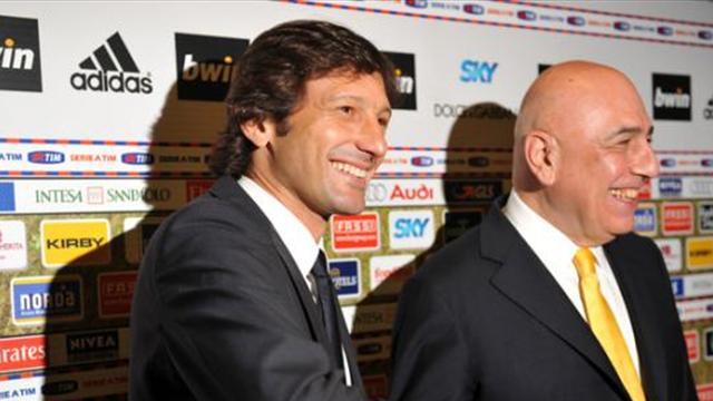 Nuova era Milan, benvenuto Leonardo!
