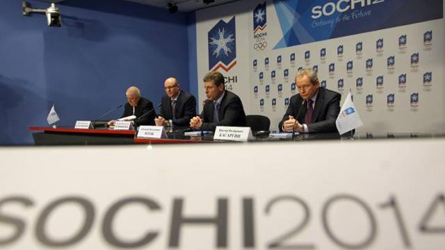 Russia 'foiled plot to attack Sochi Olympics'