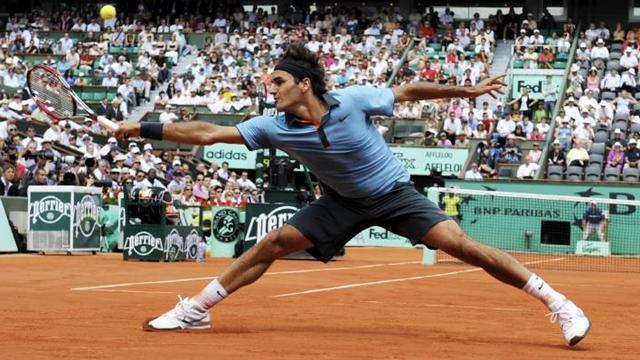 Federer met fin au rêve français