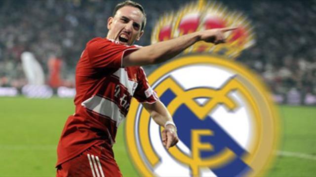 Ribery, ¿el tri-galáctico?