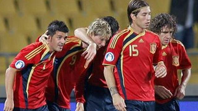 España, a una victoria del récord