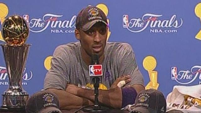 NBA: titolo ai Lakers, parola a Kobe e Jackson