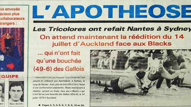 1987, l'apothéose