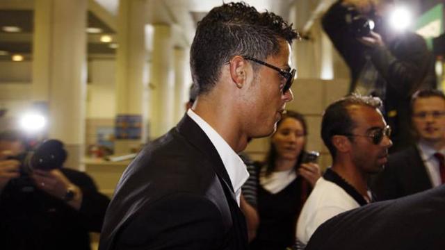 Ronaldo, c'est officiel
