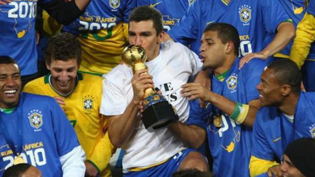 Le br sil prend date coupe des conf d rations 2009 football eurosport - Coupe des confederations 2009 ...