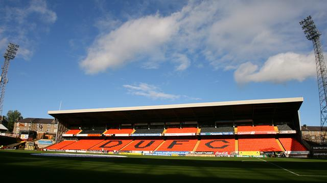 Dundee United probe crowd trouble
