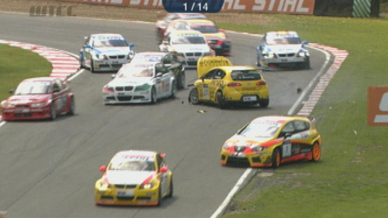fdef2645651bb VIDEO - WTCC Brands Hatch - Carrer - Video Eurosport