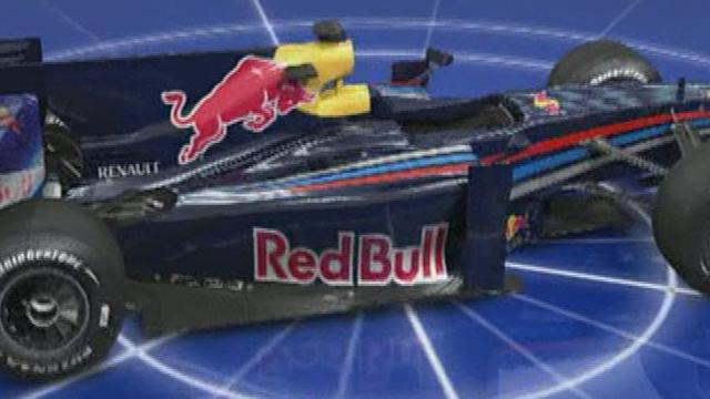La Red Bull évolue encore