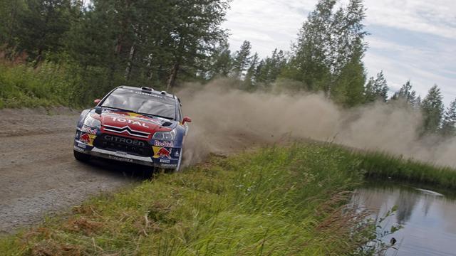 Loeb presse Hirvonen