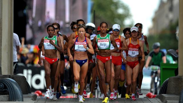Maratona cinese, la staffetta dice USA