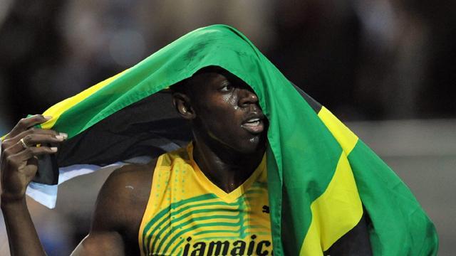 Bolt boude le 400m