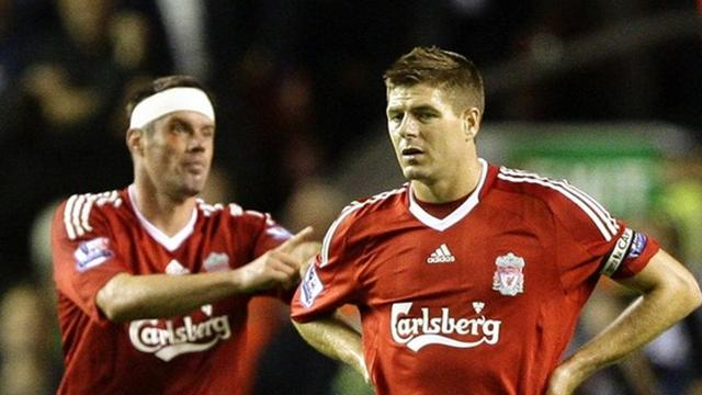 Liverpool en plein doute