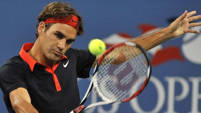 Federer sans bavure