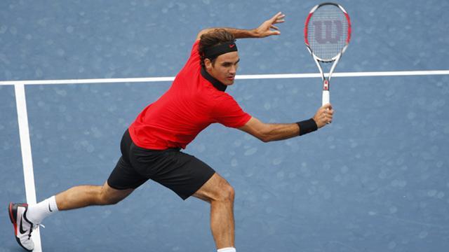 Federer, l'expérience en plus