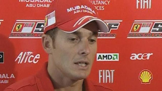 Formula 1, Giancarlo Fisichella
