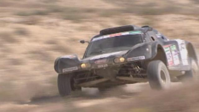 Dakar Series - Часть 1