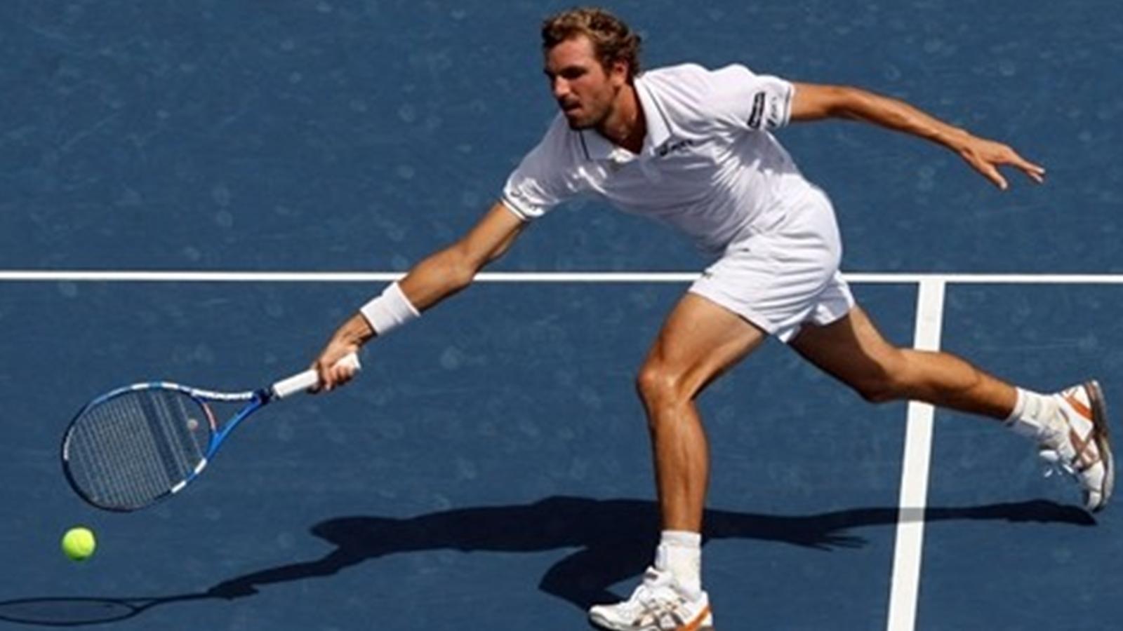 Benneteau prend la porte - ATP Pékin 2009 - Tennis - Eurosport