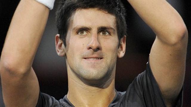 Djokovic, un ton plus haut