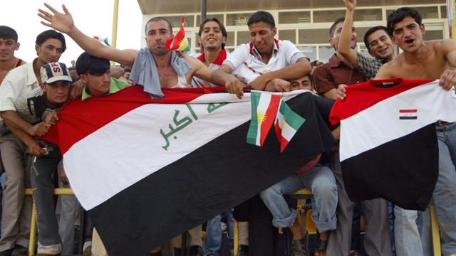 FIFA bans Iraq from home games
