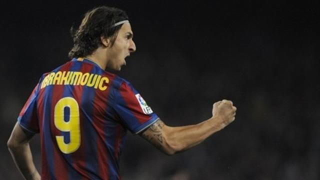 Ibrahimovic renverse le Real