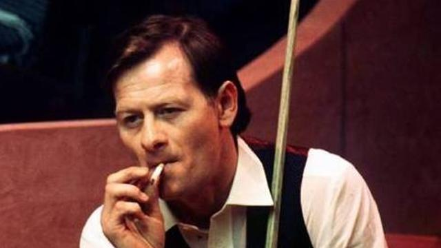 Alex Higgins Passes Away Snooker Eurosport