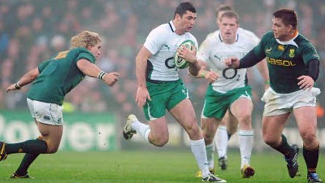 L'Irlande au-dessus  du lot