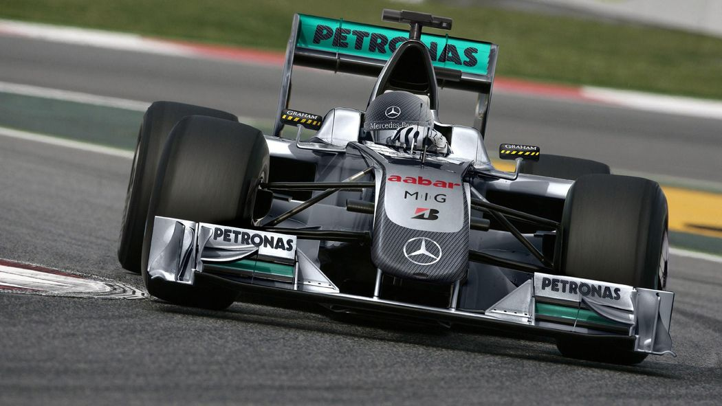 petronas sponsor mercedes - formula 1 - eurosport
