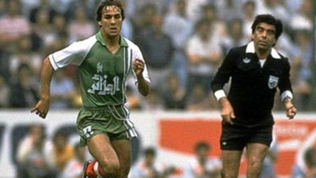 Equipe D Algerie Calendrier.Algerie Coupe Du Monde 1982 L Epopee Des Camarades De