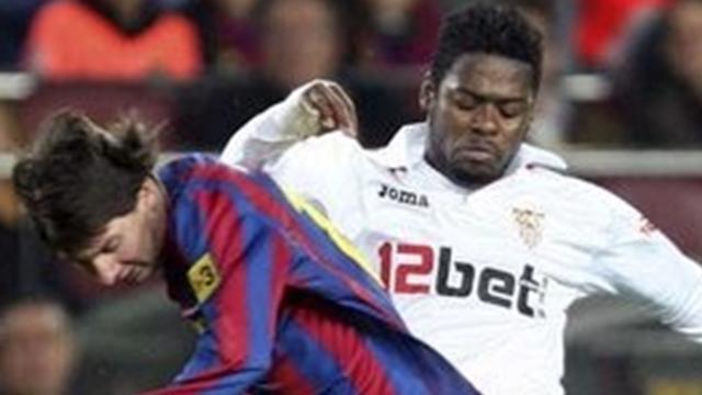 Séville secoue le Barça